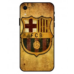 Durable FC Barcelona Cover For iPhone XR