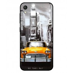 Durable New York Cover For Asus ZenFone Lite L1 ZA551KL