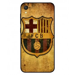 Durable FC Barcelona Cover For Asus ZenFone Lite L1 ZA551KL