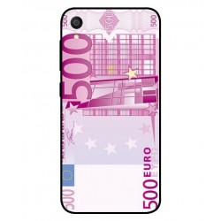 Durable 500 Euro Note Cover For Asus ZenFone Lite L1 ZA551KL
