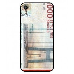 1000 Danish Kroner Note Cover For Asus ZenFone Lite L1 ZA551KL