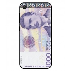 1000 Norwegian Kroner Note Cover For Asus ZenFone Lite L1 ZA551KL