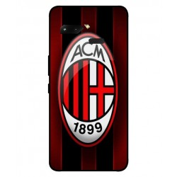 Durable AC Milan Cover For Asus ROG Phone