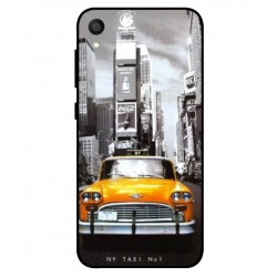 Durable New York Cover For Asus ZenFone Live L1 ZA550KL