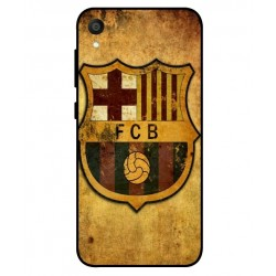 Durable FC Barcelona Cover For Asus ZenFone Live L1 ZA550KL
