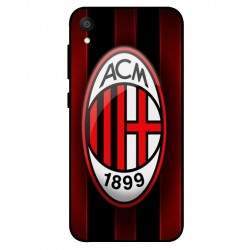 Durable AC Milan Cover For Asus ZenFone Live L1 ZA550KL