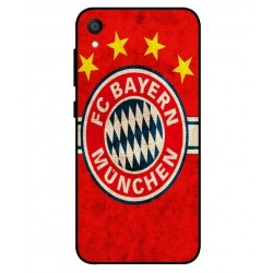 Durable Bayern De Munich Cover For Asus ZenFone Live L1 ZA550KL