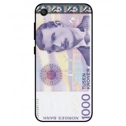 1000 Norwegian Kroner Note Cover For Asus ZenFone Live L1 ZA550KL