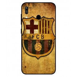 Durable FC Barcelona Cover For Asus Zenfone Max M1 ZB556KL
