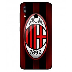 Durable AC Milan Cover For Asus Zenfone Max M1 ZB556KL