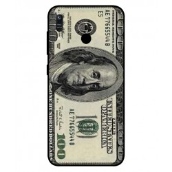 Durable 100 Dollar Note Cover For Asus Zenfone Max M1 ZB556KL
