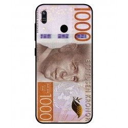 Durable 1000Kr Sweden Note Cover For Asus Zenfone Max M1 ZB556KL