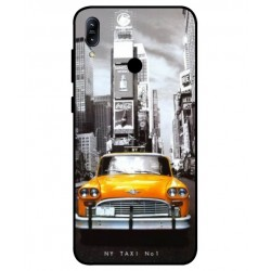 Durable New York Cover For Asus Zenfone Max M2 ZB633KL