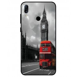 London Cover Til Asus Zenfone Max M2 ZB633KL