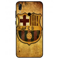 Durable FC Barcelona Cover For Asus Zenfone Max M2 ZB633KL