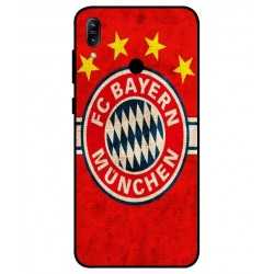 Durable Bayern De Munich Cover For Asus Zenfone Max M2 ZB633KL
