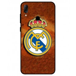 Durable Real Madrid Cover For Asus Zenfone Max Pro M1 ZB601KL