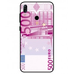 Durable 500 Euro Note Cover For Asus Zenfone Max Pro M1 ZB601KL