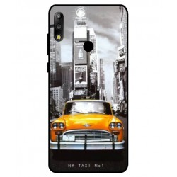 Durable New York Cover For Asus Zenfone Max Pro M2 ZB631KL