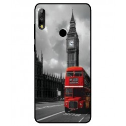 Durable London Cover For Asus Zenfone Max Pro M2 ZB631KL