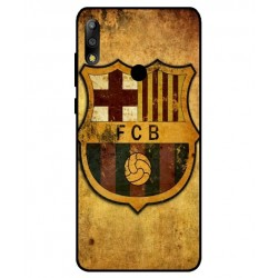 Durable FC Barcelona Cover For Asus Zenfone Max Pro M2 ZB631KL