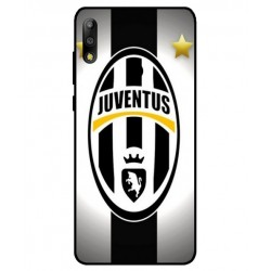 Durable Juventus Cover For Asus Zenfone Max Pro M2 ZB631KL