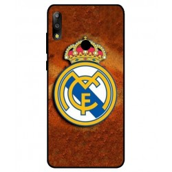 Durable Real Madrid Cover For Asus Zenfone Max Pro M2 ZB631KL
