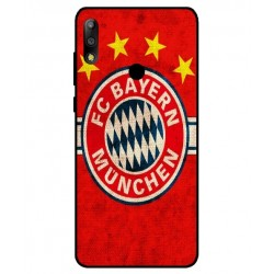 Durable Bayern De Munich Cover For Asus Zenfone Max Pro M2 ZB631KL