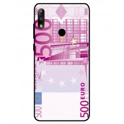 Durable 500 Euro Note Cover For Asus Zenfone Max Pro M2 ZB631KL