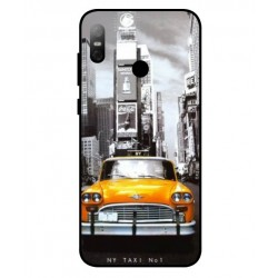 Durable New York Cover For HTC U12 Life
