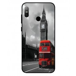 Durable London Cover For HTC U12 Life