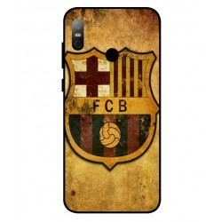 Durable FC Barcelona Cover For HTC U12 Life