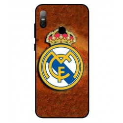Durable Real Madrid Cover For HTC U12 Life