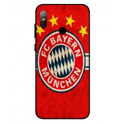 Durable Bayern De Munich Cover For HTC U12 Life