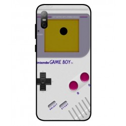 Durable GameBoy Cover For HTC U12 Life