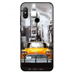 Durable New York Cover For Xiaomi Redmi Note 6 Pro