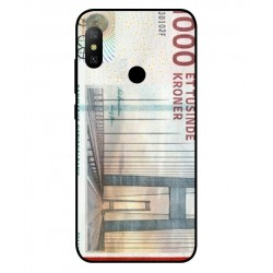 1000 Danish Kroner Note Cover For Xiaomi Redmi Note 6 Pro