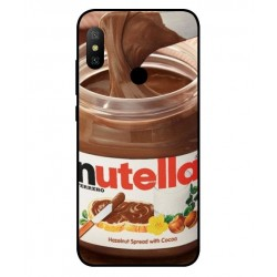 Durable Nutella Cover For Xiaomi Redmi Note 6 Pro