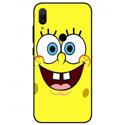 Durable SpongeBob Cover For Xiaomi Mi Play