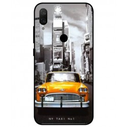 Durable New York Cover For Xiaomi Mi Play