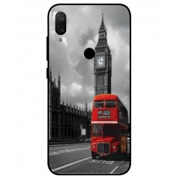 Durable London Cover For Xiaomi Mi Play
