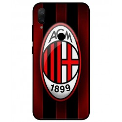 Durable AC Milan Cover For Xiaomi Mi Play