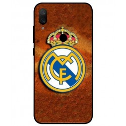 Durable Real Madrid Cover For Xiaomi Mi Play