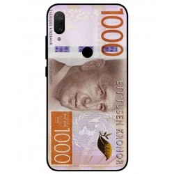 Durable 1000Kr Sweden Note Cover For Xiaomi Mi Play