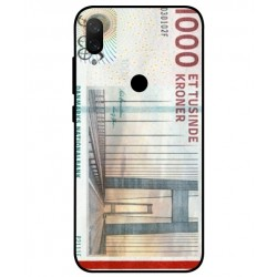 1000 Danish Kroner Note Cover For Xiaomi Mi Play