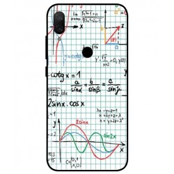 Durable Mathematics Cover For Xiaomi Mi Play