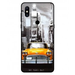 Durable New York Cover For Xiaomi Mi Mix 3
