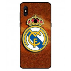 Durable Real Madrid Cover For Xiaomi Mi Mix 3
