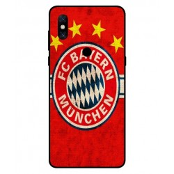 Durable Bayern De Munich Cover For Xiaomi Mi Mix 3