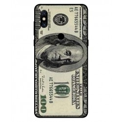 Durable 100 Dollar Note Cover For Xiaomi Mi Mix 3